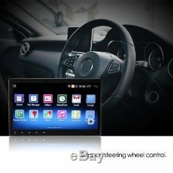10.1 1din Android 1080p Car Gps Navi Mp5 Player Bluetooth Usb Wifi + Camera