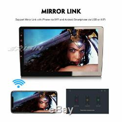 10.1 6-core Detachable Universal Navi 1din Android 9.0 Hdmi Wifi Radio Dab +