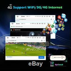 10.1 Android 9.0 Universal Navi 2din Car Wifi Obd2 Tnt Carplay Ips Bt5.0