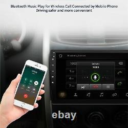 10.1 Android Autoradio Stereo Gps Mp5 Player Navi Double 2din Wifi + Camera A