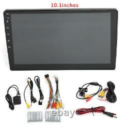10.1 Android Autoradio Stereo Mp5 Gps Player Navi Double 2din Wifi - Camera A