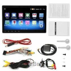 10.1 Single 1 Din Car Gps Touchscreen Android Quad Core Usb Navi Sd Wifi