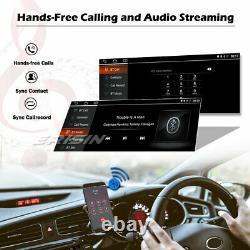 10.25 Android 10.0 Ips 4g Autoradio Carplay Wifi Dab+ Tpms Navi Bmw X1 E84 CIC