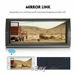 10.25 Android 9.0 Car Radio Navi Dsp Tnt Wifi Obd2 Dab + Bmw 5er E39 X5 E53 M5