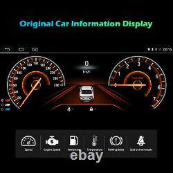 10.25 Screen Gps Tactile Navi For Bmw 5er F10 F11 Nbt Android 10.0 Dab Autoradio