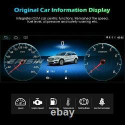 10.25ips Dab+android 10 Dab+autoradio Carplay Gps Navi 4g Mercedes C-class W204