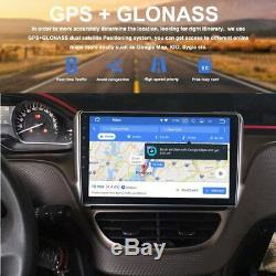 10.2 '' Autoradio Peugeot 208 2008 Android 8.0 Gps Navi Stereo Bluetooth Wifi Usb