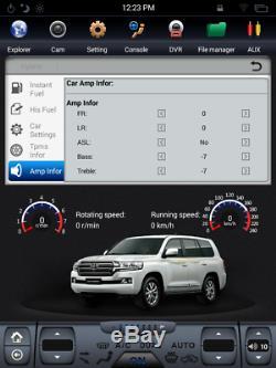 10.4 Tesla DVD Gps Navi Bt Android 7.1 Dab + Wifi Car Radio Ford Ranger Nh-1288