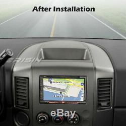 10 For Android 2 Din Car DVD Nissan Dab + Obd Carplay Dvr Navi Obd Tpms 5137