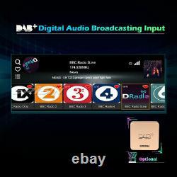 10 Ips Android Car Gps Rds Dab + Carplay Navi Bmw 5 Series F10 / F11 With Nbt