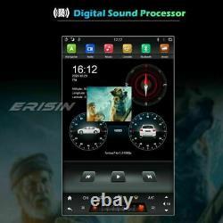 12.2 2din Rotatable Autoradio Android 9.0 Gps Navi 4g Dab+carplay Bt 5.0 6-core