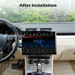 12.2 2din Rotatable Autoradio Android 9.0 Gps Navi 4g Dsp Carplay Bt 5.0 6-core