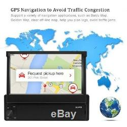 1 Din 7 '' Bluetooth Gps Android 8.1 Car Navi Touch Screen Wifi Usb Mp5 Fm
