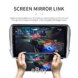 1 Din Android Car Stereo For 2008 Peugeot 208 2013-2018 Gps Navi Stereo 4g Ram