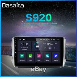 1 Din Android Car Stereo For 2008 Peugeot 208 2013-2018 Gps Navi Stereo Wifi