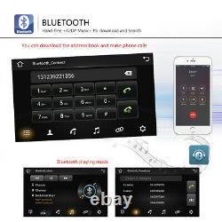 2 Din 7'' Android Autoradio Gps Navi Bt Wifi For Vw Golf 5 6 Passat Polo Caddy