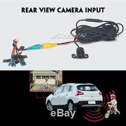 2 Din Car Gps Android 9.0 Wifi Bluetooth Rds Dab + Tnt Navi Dvr For Nissan