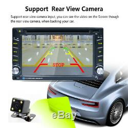 2 Din Car Stereo Bluetooth Car DVD Navi Gps Android Media Mp5 Player