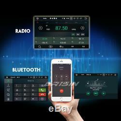 2 Din Car Wifi Android 8.1 4g Dab + Gps Tnt Dvr Bluetooth Obd Tpms Navi Rds