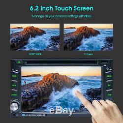2din Android 8.1 Wifi Gps Navi Radio Car DVD Player Bt Am / Fm / Rds 6.2 Us