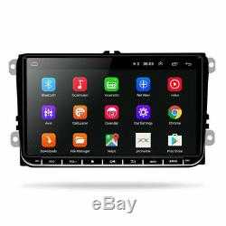 2din Car Audio Android 6.0 Gps Navi Bluetooth For Vw Golf 5 Passat Polo Camera