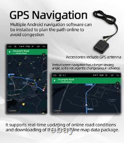 360°rotatable 1din Autoradio 10.1android 10 Touchscreen Gps Navi Bluetooth Wifi