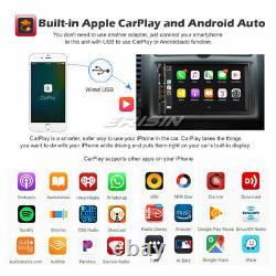 64gb 2din Stereo Android 10.0 Autoradio Bluetooth Gps Navi Dsp Wifi Tnt Dab+obd2