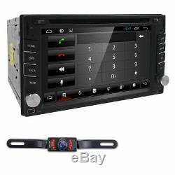 6.2 Autoradio 2 Din Gps Navi Bluetooth DVD Android Os 3g Wifi Stereo Car