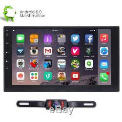 72din Car Gps Bluetooth Stereo Navi Car Mp3 Player Android6.0 Wifi + Camera