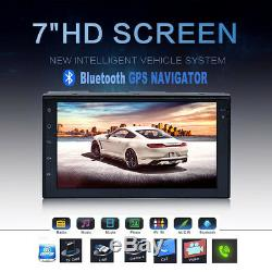 7 2din Android Wifi Car Gps Navi Car Stereo Bluetooth Hd Touch DVD
