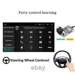 7 Android 1din Autoradio Bluetooth Stereo Gps Navi Wifi Tactile Screen +camera