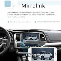 7 Android 8.1 Car Radio Mp3 Player Usb Bluetooth Gps Navi 2din Wifi