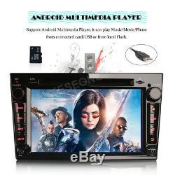 7 Android 9.0 Car Gps Navi Bluetooth Dab DVD Vivaro Opel Zafira Vectra C