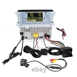 7'' Autoradio 2 Din DVD Stereo Gps Navi Bluetooth For Vw Passat T5 Golf Mk5 Mk6