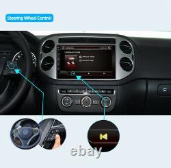 7 Autoradio Gps Navi Android 10.0 Car Stereo Audio Wifi At Dab Camera Map Rds