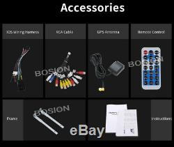 7 Car Radio 1 Din Android 7.1 Gps Navi DVD Player Mp3 Mp5 Aux Bluetooth Wlan