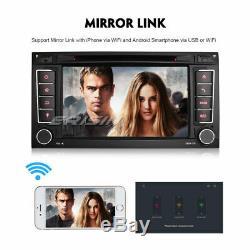 7android 8.0 Car Radio For Vw Touareg T5 Multivan Navi Dab + Bluetooth Wifi + DVD
