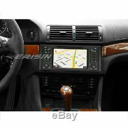7android 8.0 Dab + Navi Gps Car Gps DVD Tnt Obd For Bmw 5 Series E39 X5 E53 M5