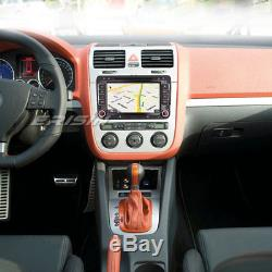 7android 8.0 Navi Dab + Gps Radio For Passat Golf Touran Tiguan Skoda Seat