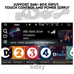 7autoradio Android 8.0 Navi Gps DVD Dab + Wifi Tnt For Bmw 5 Series E39 X5 E53 M5