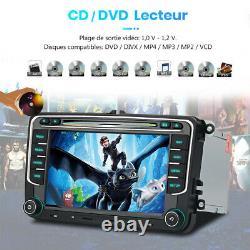 7autoradio Gps Navi DVD Android 10 Dsp For Vw Golf 5 Passat Touran Tiguan Polo