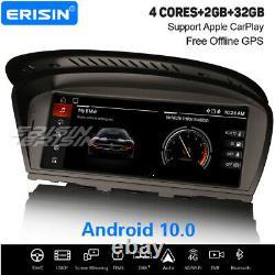 8.8 Android 10.0 Navi Autoradio Bmw 3er E90 E91 E92 E93 5er E60 E61 E63 E64 CIC