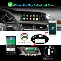 8.8 Android 10 Ips Autoradio Gps Wifi Dab-carplay Navi 4g Rds Audi A4 2009-2012