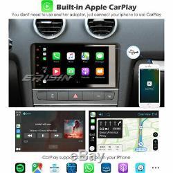 8 Dab + Dsp Car Navi Android 10.0 Carplay Tnt Obd2 Audi A3 S3 Rs3 Rnse-pu
