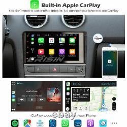 8 Dsp 10 Carplay Android Gps Wifi Radio Dab + Tnt Audi A3 S3 Rs3 Rnse Pu Navi