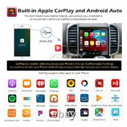 8-core 8.4 Carplay Dsp Android 10 Gps Radio Navi For Porsche Cayenne Ips 4g
