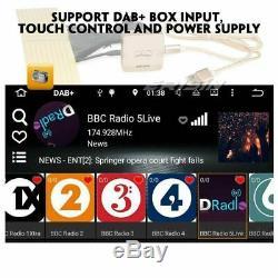 8-core Android 9.0 Car Gps Bt Dab + Wifi Dvr Tnt 4gb Ram Navi 4g Audi Tt Mk2