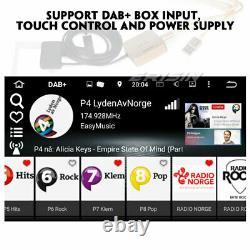 8-core Autoradio Touch Gps Navi DVD Bluetooth Tnt Wifi Dab Mp3 Dvr For Audi A3