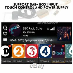 8px6 Dab + Radio Android 9.0 For Audi A3 S3 Rs3 Rnse Pu Navi Gps Wifi + 4g Rds