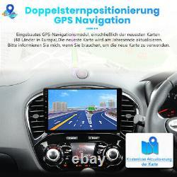 9 2 Din Autoradio Gps Bt For Nissan Juke 2010-2014 Stereo Player Radio Navi